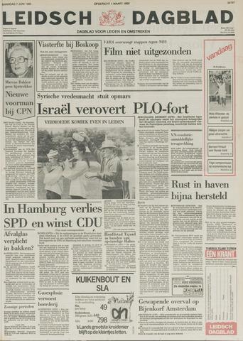 Leidsch Dagblad 1982-06-07