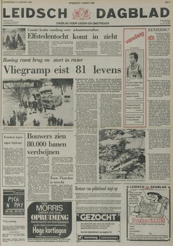 Leidsch Dagblad 1982-01-14