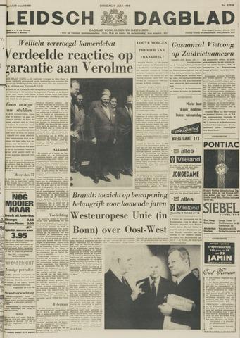 Leidsch Dagblad 1968-07-09