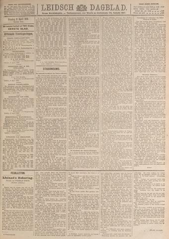 Leidsch Dagblad 1919-04-08