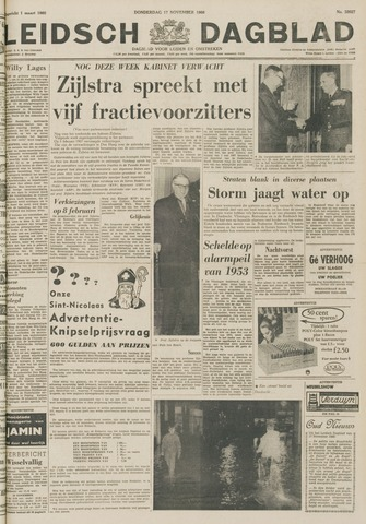Leidsch Dagblad 1966-11-17