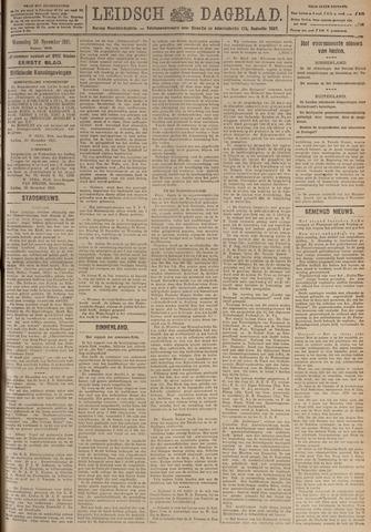 Leidsch Dagblad 1921-11-30