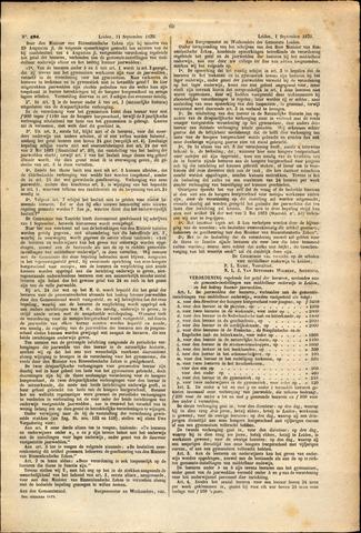 Handelingen van de Raad 1879-09-11