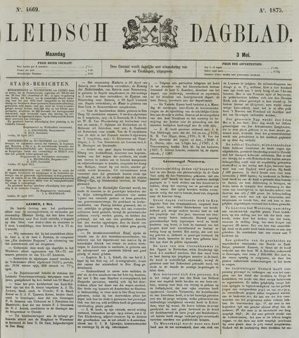 Leidsch Dagblad 1875-05-03