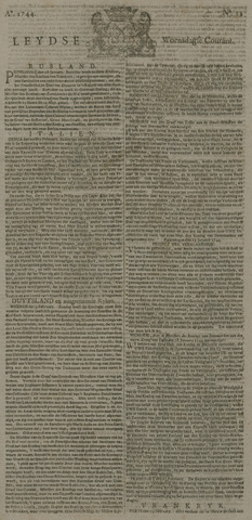 Leydse Courant 1744-02-19