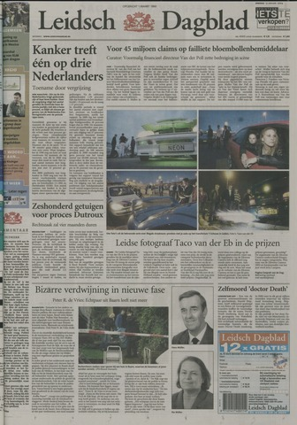 Leidsch Dagblad 2004-01-13
