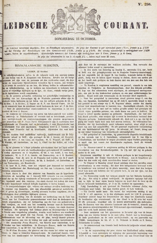 Leydse Courant 1879-10-23