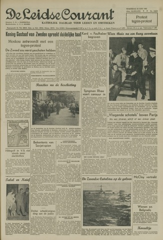 Leidse Courant 1952-06-18