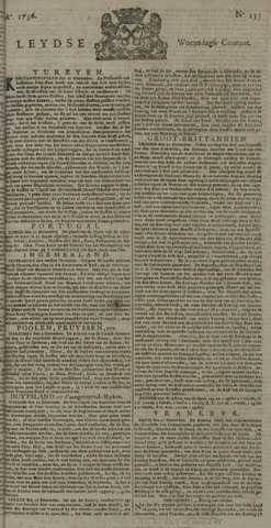 Leydse Courant 1736-12-26