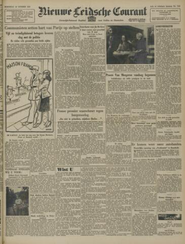 Nieuwe Leidsche Courant 1947-10-29