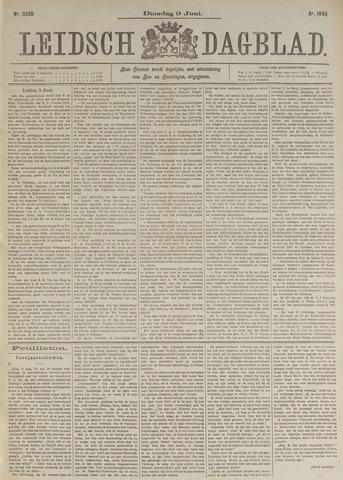 Leidsch Dagblad 1896-06-09