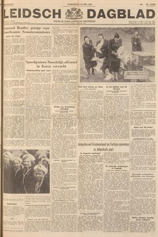 Leidsch Dagblad 1951-05-16