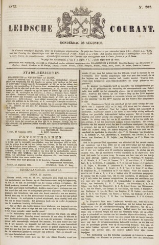 Leydse Courant 1873-08-28