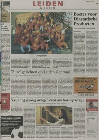 Leidsch Dagblad 2004-06-08