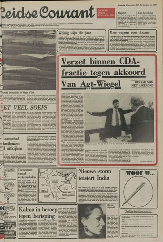 Leidse Courant 1977-11-23