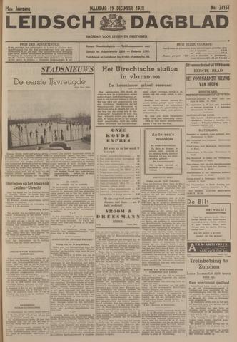Leidsch Dagblad 1938-12-19