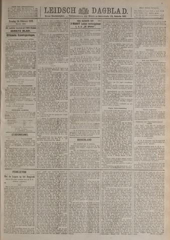 Leidsch Dagblad 1920-02-24
