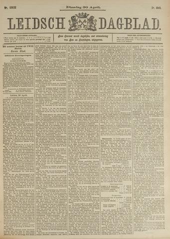 Leidsch Dagblad 1901-04-30