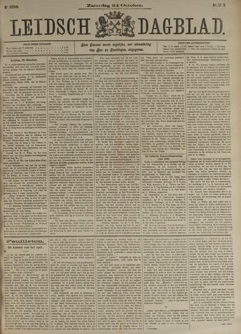 Leidsch Dagblad 1896-10-24