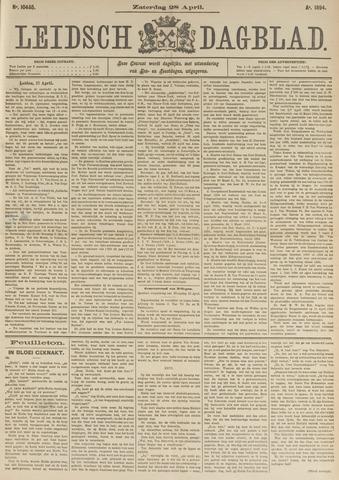 Leidsch Dagblad 1894-04-28