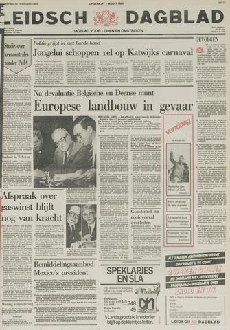 Leidsch Dagblad 1982-02-22