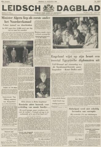 Leidsch Dagblad 1956-08-31