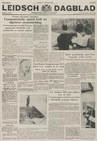Leidsch Dagblad 1955-01-07