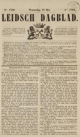 Leidsch Dagblad 1864-05-18