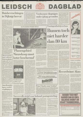 Leidsch Dagblad 1988-08-04