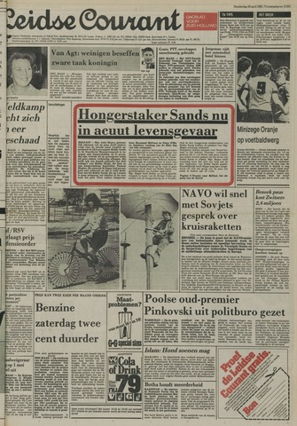 Leidse Courant 1981-04-30