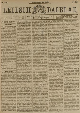 Leidsch Dagblad 1902-07-23
