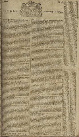 Leydse Courant 1760-05-21