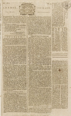 Leydse Courant 1817-01-03