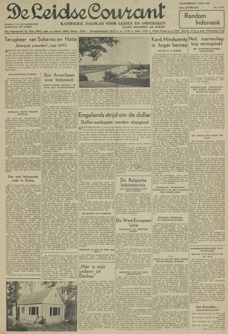 Leidse Courant 1949-07-07