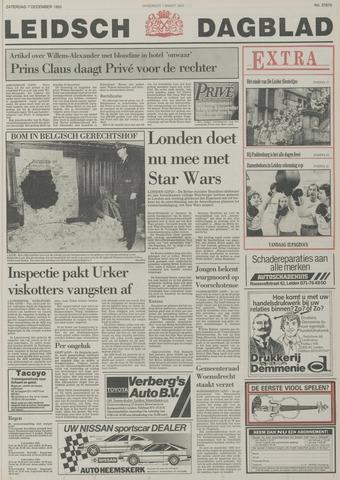 Leidsch Dagblad 1985-12-07