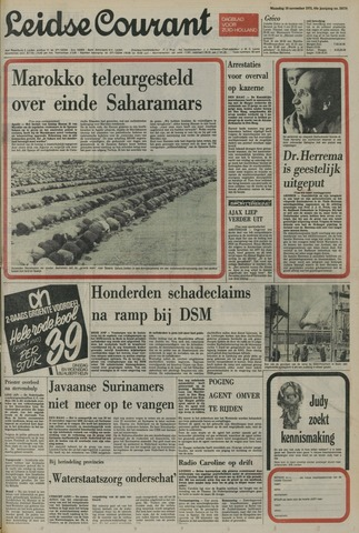 Leidse Courant 1975-11-10