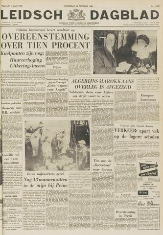 Leidsch Dagblad 1963-10-26
