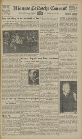 Nieuwe Leidsche Courant 1946-09-05
