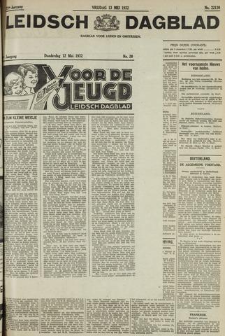 Leidsch Dagblad 1932-05-13