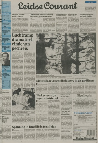 Leidse Courant 1992-09-29