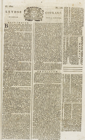 Leydse Courant 1822-10-21