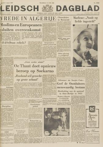 Leidsch Dagblad 1962-06-18