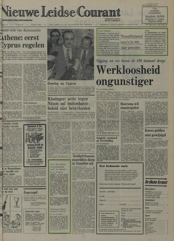Nieuwe Leidsche Courant 1974-07-26