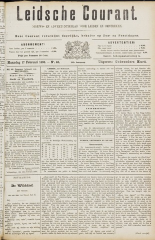 Leydse Courant 1890-02-17