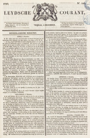 Leydse Courant 1846-12-04