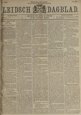Leidsch Dagblad 1897-04-12