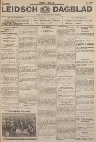 Leidsch Dagblad 1930-05-13