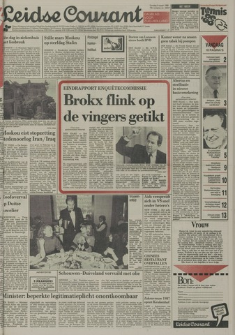 Leidse Courant 1988-03-08