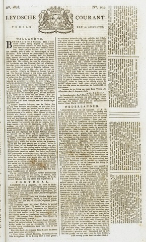Leydse Courant 1828-08-29