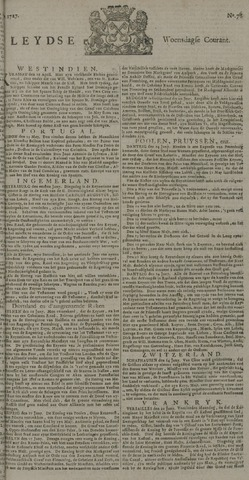 Leydse Courant 1727-06-25